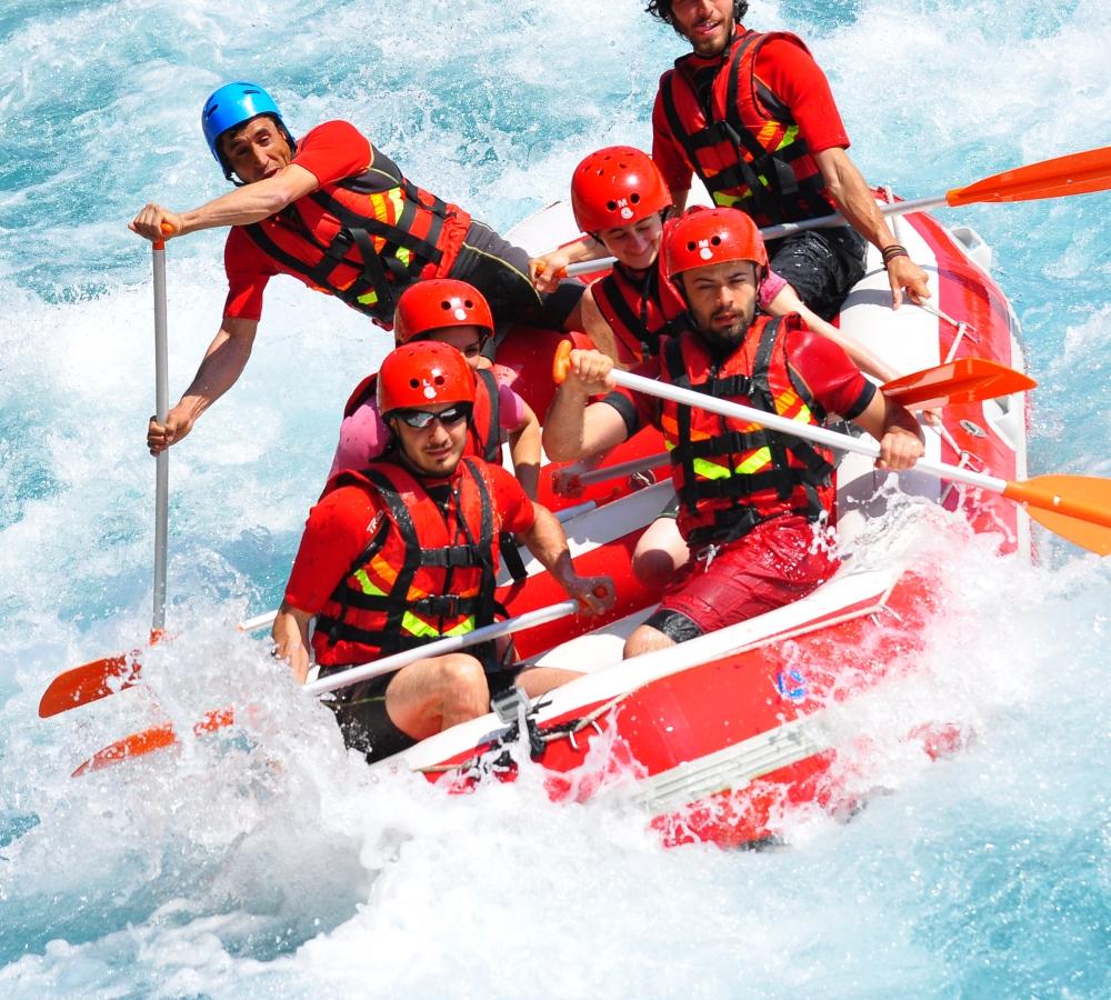 Fırtına Dere Rafting